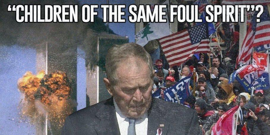 George W. Bush's Odious 9/11 Address