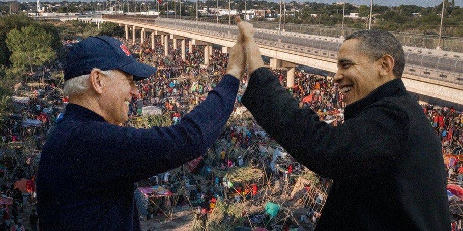 Biden's Border Crisis Was Started by Obama