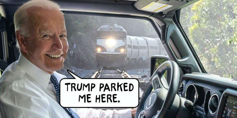 Dems Are Panicking About Biden
