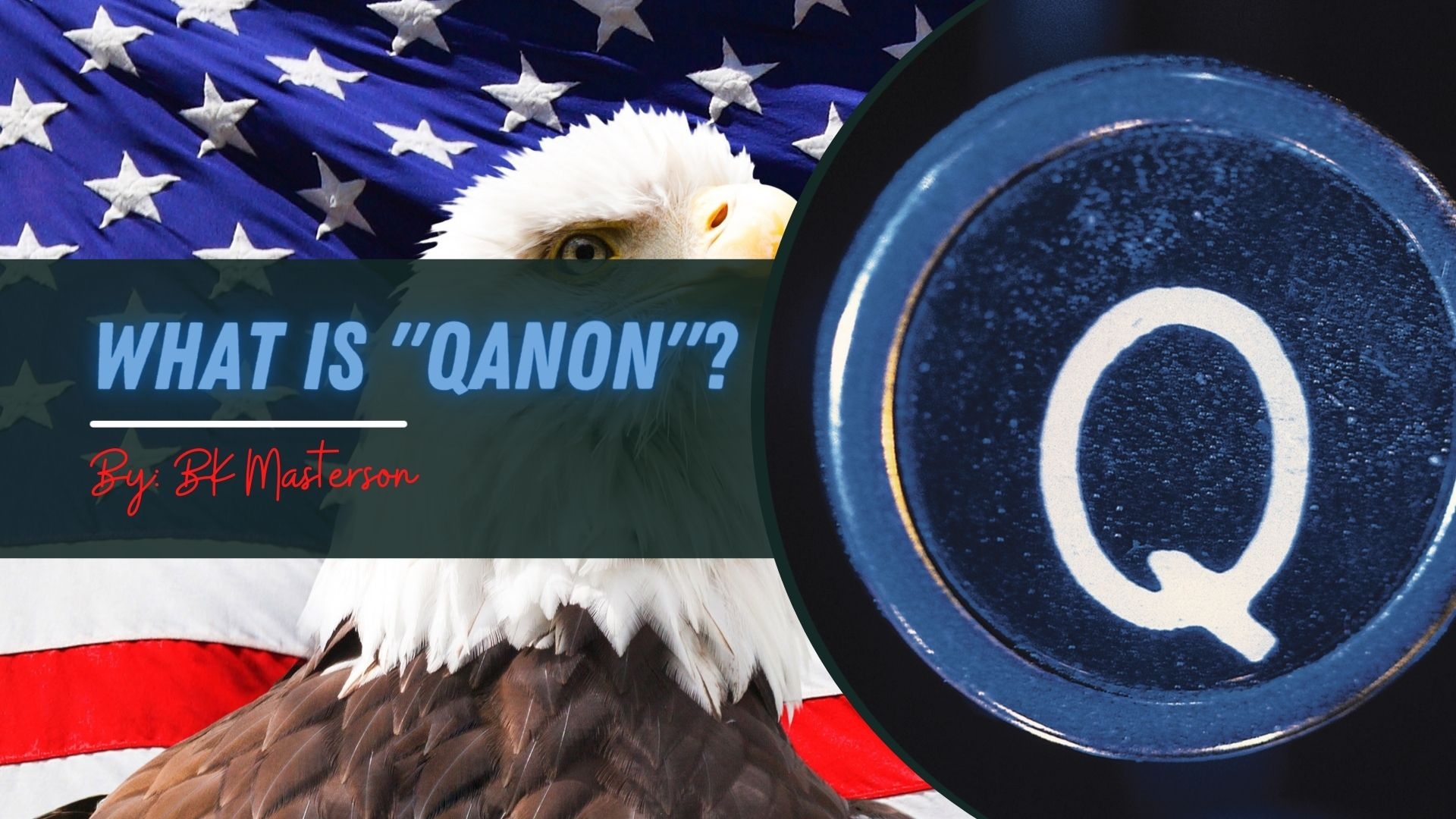 What is QAnon?