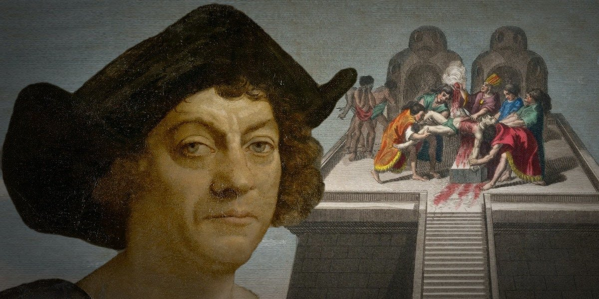 Columbus Day vs. Indigenous Peoples' Day