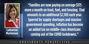 Biden's Inflation Costing Families $2.1K a Year