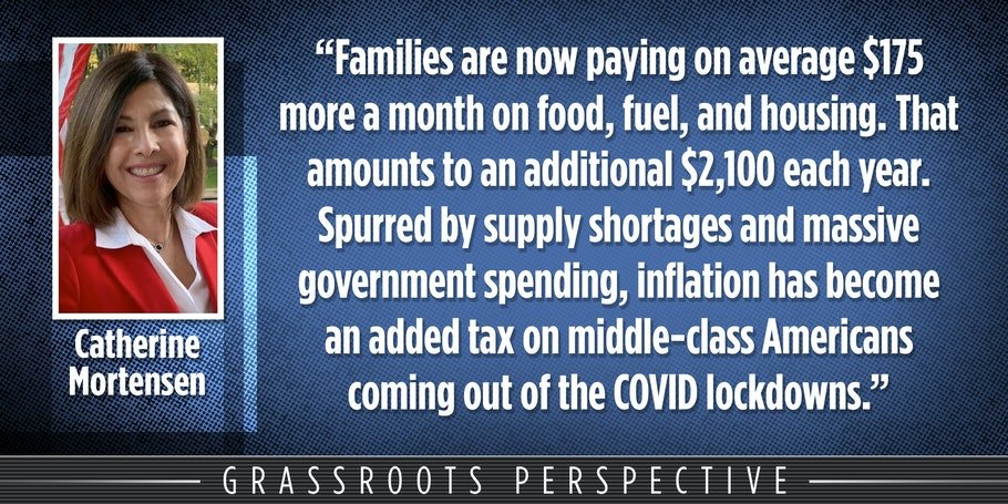 Biden's Inflation Costing Families .1K a Year