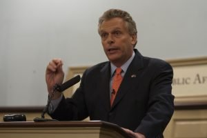 Emerson Polling: McAuliffe Up By One Digit