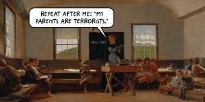 Biden DOJ Goes to War Against Parents
