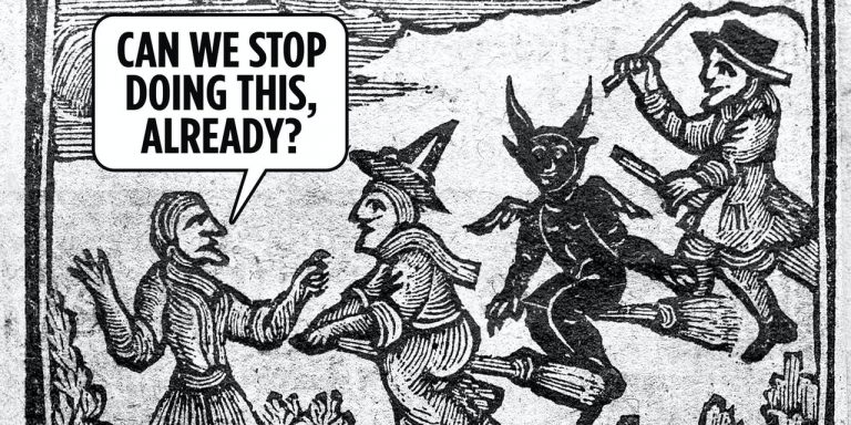 How to Respond to the Left's Witch Hunts